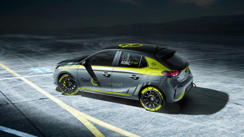 2019 - [Opel] Corsa e-Rally A418