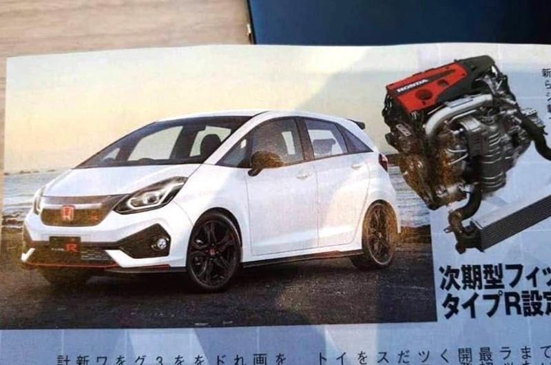 2020 - [Honda] Jazz IV A4209910