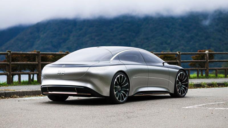 2019 - [Mercedes-Benz] EQS Concept  - Page 3 A429
