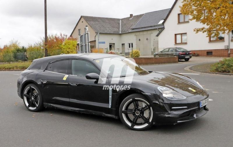 2020 - [Porsche] Taycan Sport Turismo A430