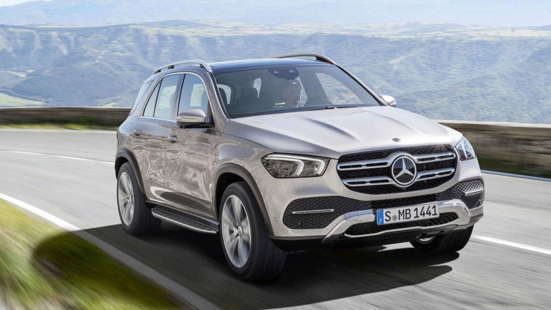2018 - [Mercedes] GLE II ( ML IV ) - Page 8 A4543e10