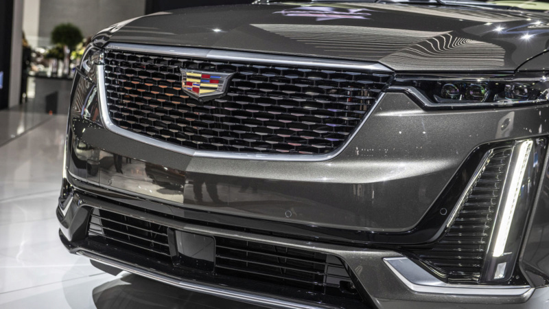 2019 - [Cadillac] XT6 A46db210