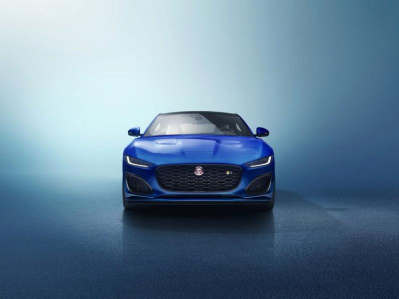 2021 - [Jaguar] F-Type restylée - Page 3 A472d410