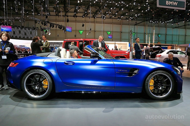 2014 - [Mercedes-AMG] GT [C190] - Page 31 A4774410