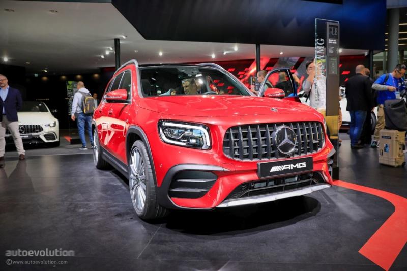 2018 - [Mercedes-Benz] GLB - Page 8 A478a210