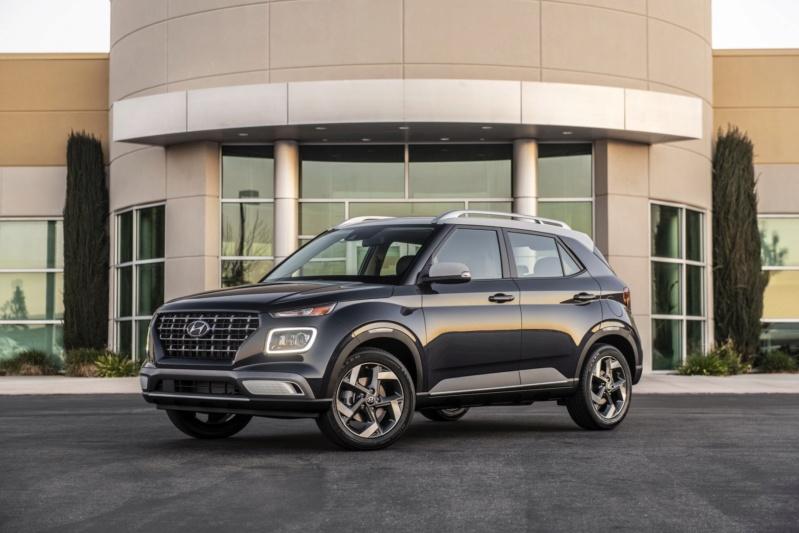 2020 - [Hyundai] Venue SUV compact  - Page 2 A482e910