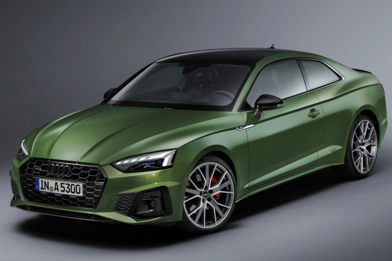 2020 - [Audi] A5 Coupé/Cab/SB restylée A48e0f10