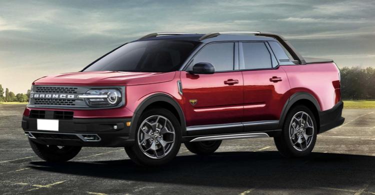 2020 - [Ford] Maverick A4941110