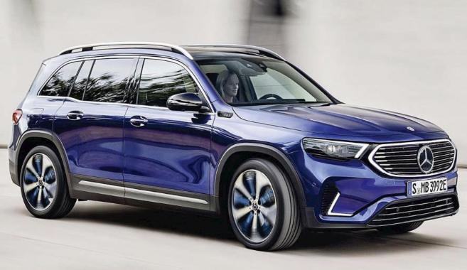 2021 - [Mercedes-Benz] EQB A4a0f610