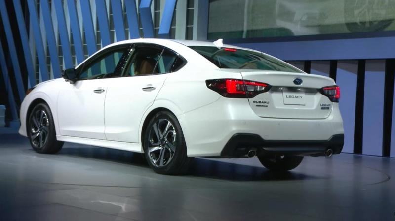 2019 - [Subaru] Legacy & Outback A4ce7f10