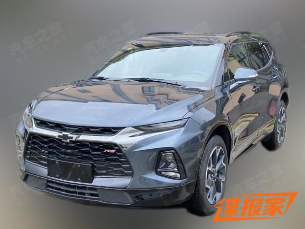 2018 - [Chevrolet] Blazer - Page 2 A4fab610