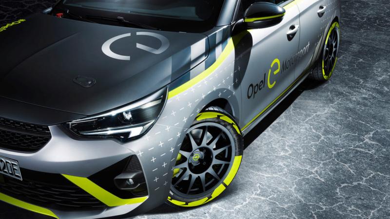 2019 - [Opel] Corsa e-Rally A518