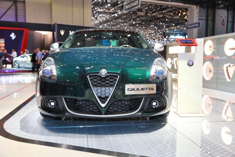 2016 - [Alfa Romeo] Giulietta restylée - Page 12 A5215610