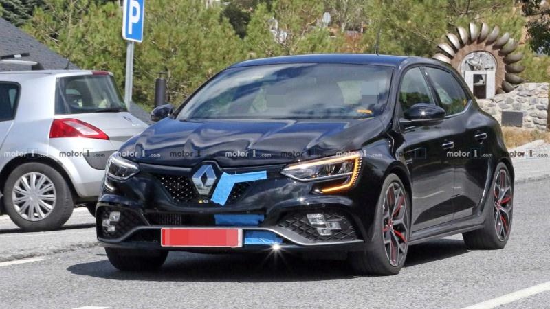 2019 - [Renault] Megane IV restylée  - Page 15 A523