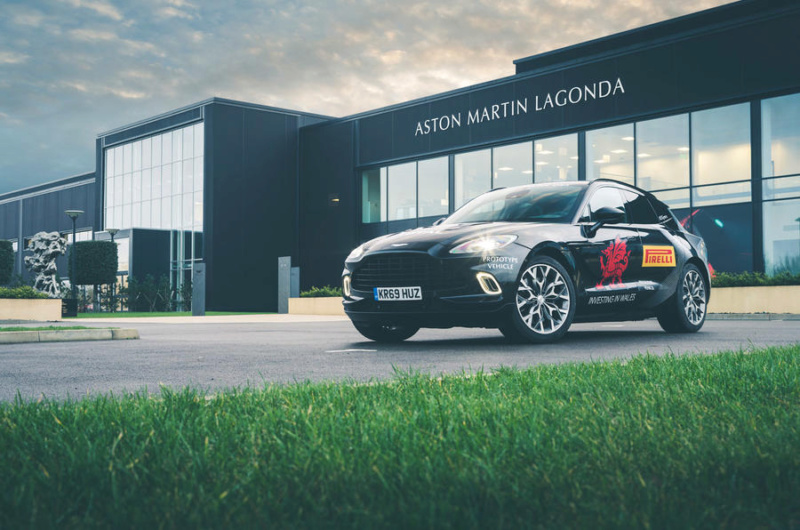 2019 - [Aston Martin] DBX - Page 9 A52e2710