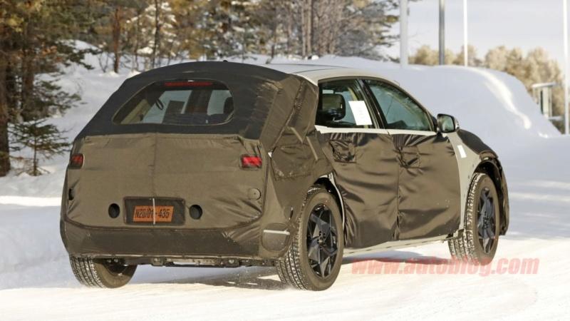 2021 - [Hyundai] SUV EV A53a3d10