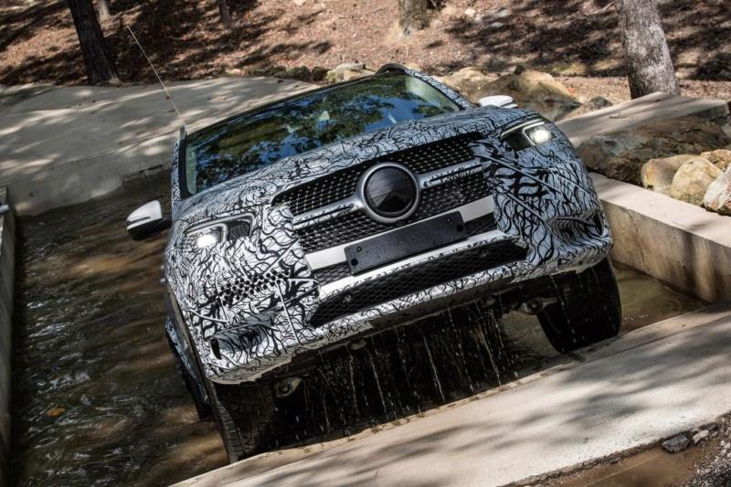 2018 - [Mercedes] GLE II ( ML IV ) - Page 5 A551be10