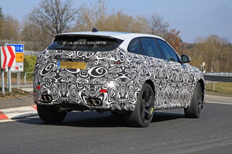 2015 - [Jaguar] F-Pace - Page 15 A5776810