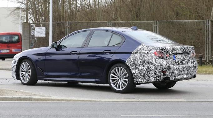 2020 - [BMW] Série 5 restylée [G30] - Page 4 A579e510