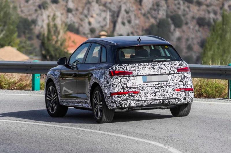 2020 - [Audi] Q5 II restylé A5811210
