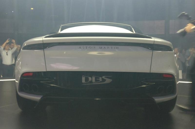 2019 - [Aston Martin] DBS Superleggera - Page 2 A5820010