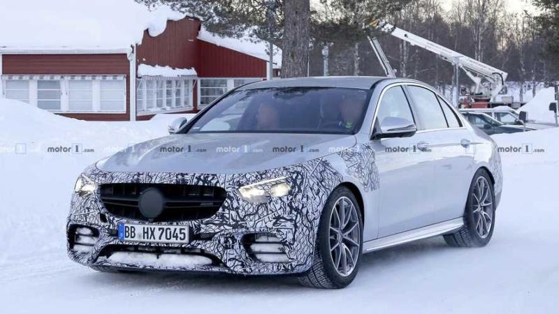 2020 - [Mercedes-Benz] Classe E restylée  - Page 2 A5c6b210