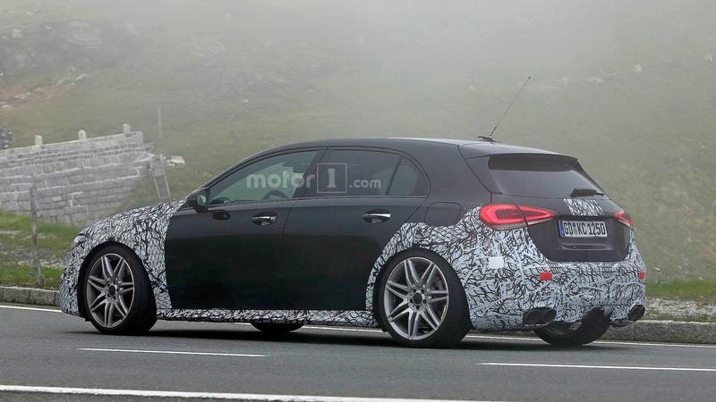 2018 - [Mercedes] Classe A (W177) - Page 31 A5d36710