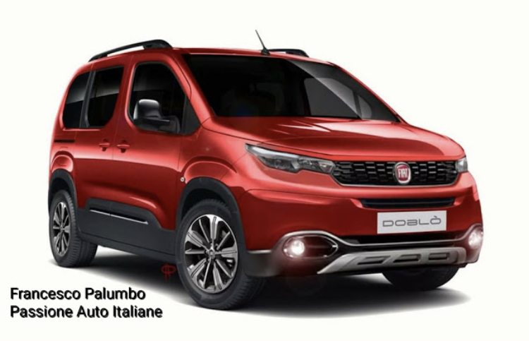 2022 - [Fiat] Doblo A5f7ee10
