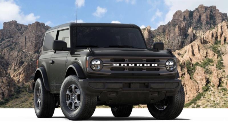Ford Bronco / Sport (2020) 56