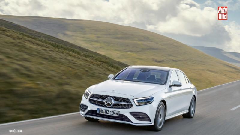 2020 - [Mercedes-Benz] Classe E restylée  - Page 2 A616a610