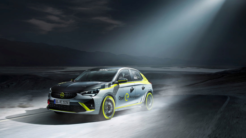 2019 - [Opel] Corsa e-Rally A617