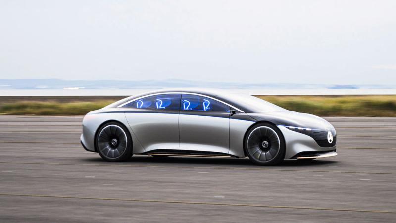 2019 - [Mercedes-Benz] EQS Concept  - Page 3 A627
