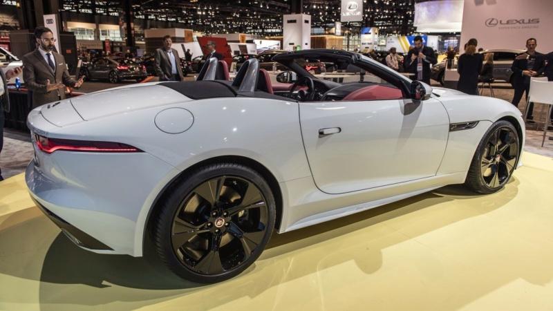 2021 - [Jaguar] F-Type restylée - Page 4 A6506410