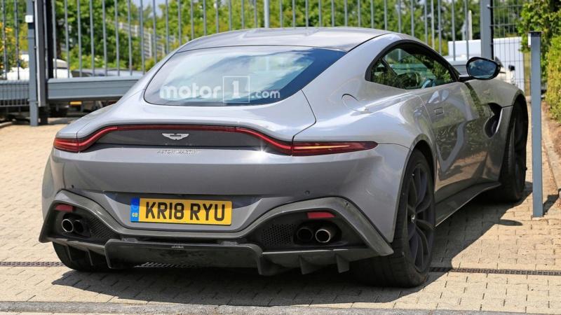 2017 - [Aston Martin] Vantage - Page 3 A65cda10