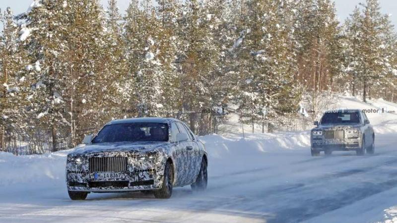 2020 - [Rolls-Royce] Ghost II A67a4710
