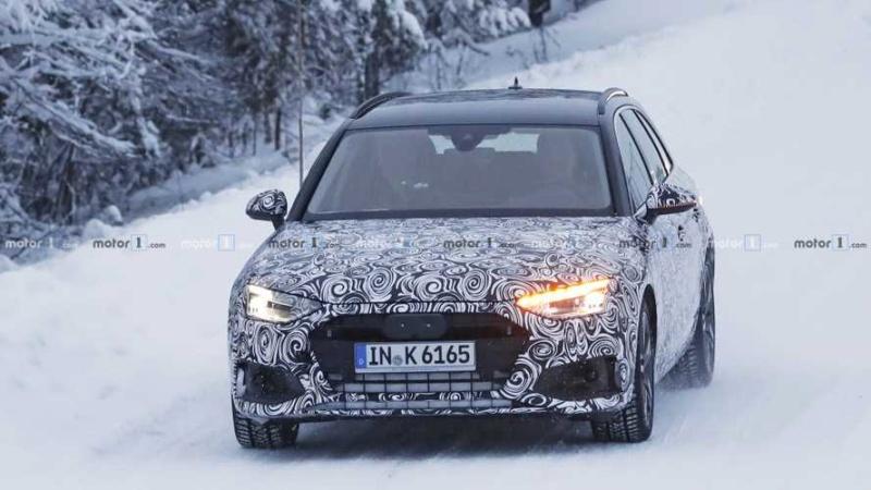 2018 - [Audi] A4 restylée  - Page 3 A68a1210