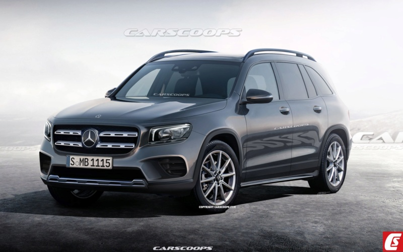 2018 - [Mercedes-Benz] GLB - Page 5 A6af9f10