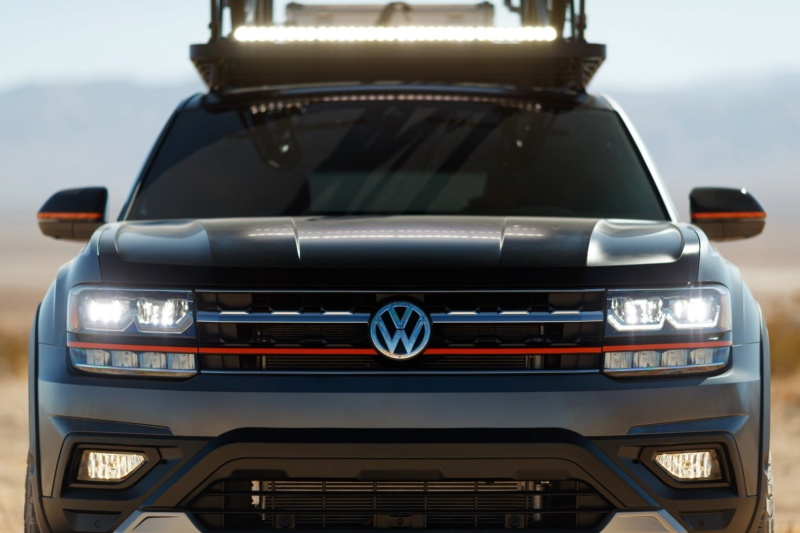 2017 - [Volkswagen] Atlas / Teramont - Page 9 A6ce9610