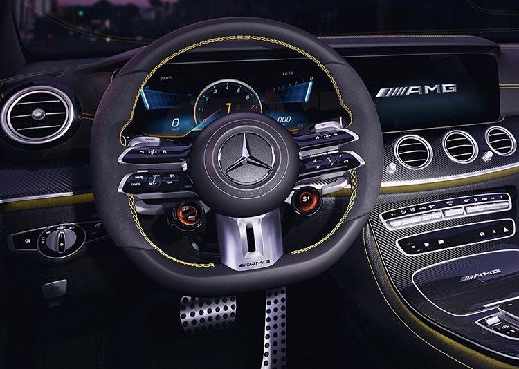 2020 - [Mercedes-Benz] Classe E restylée  - Page 8 A6de3810