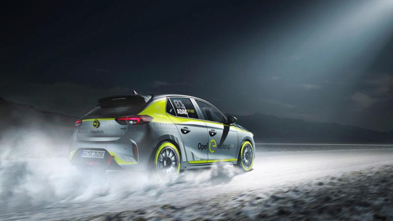2019 - [Opel] Corsa e-Rally A716
