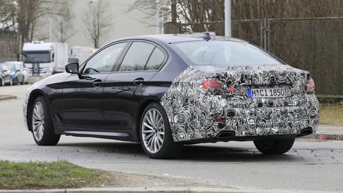 2020 - [BMW] Série 5 restylée [G30] - Page 4 A71de210