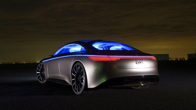 2019 - [Mercedes-Benz] EQS Concept  - Page 3 A726