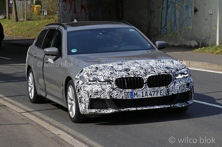 2020 - [BMW] Série 5 restylée [G30] - Page 4 A7382210