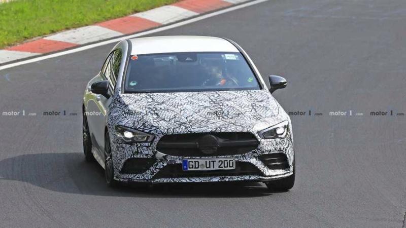 2019 - [Mercedes-Benz] CLA Shooting Brake II A7442310
