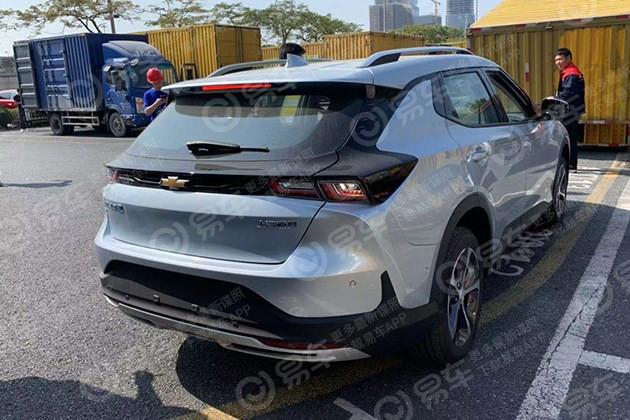 2020 - [Chevrolet] Menlo A760c510