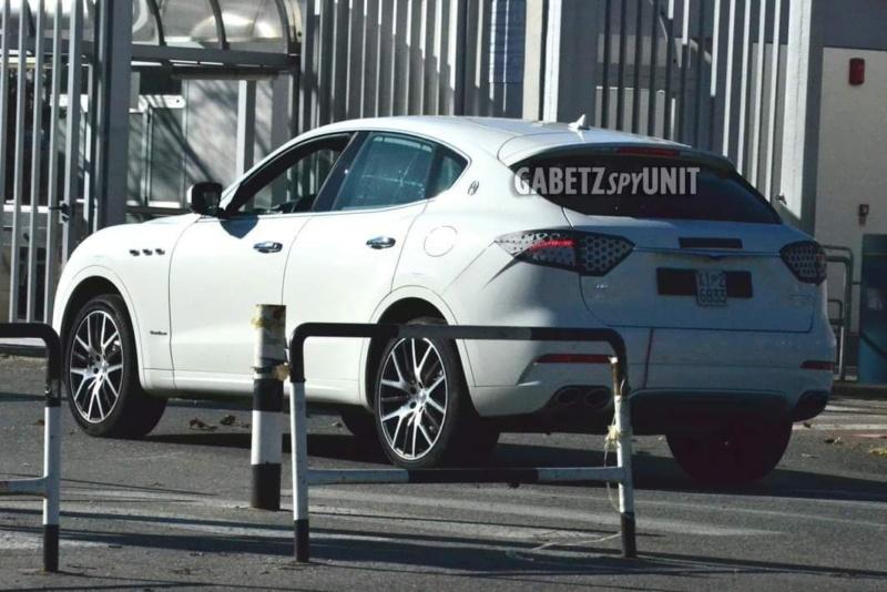 2016 - [Maserati] Levante - Page 11 A76a7c10