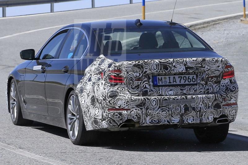 2020 - [BMW] Série 5 restylée [G30] A76f9910