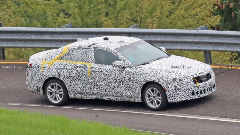2020 - [Cadillac] CT5 A7be5e10