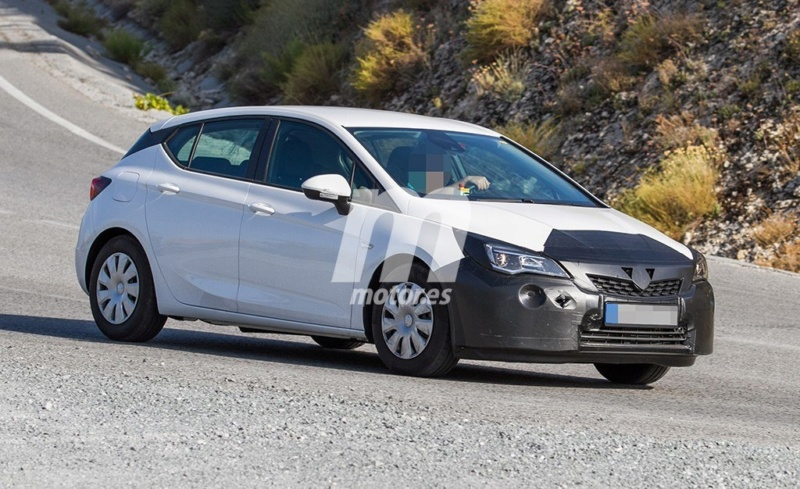 2018 - [Opel] Astra restylée  - Page 3 A7e4c810