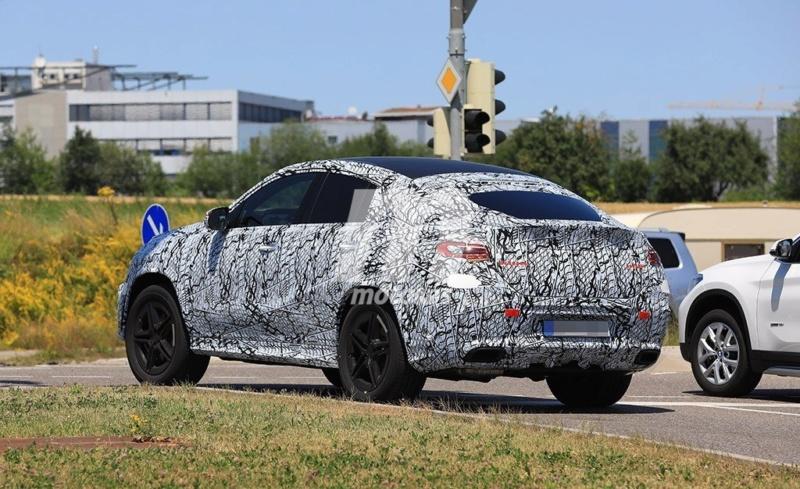 2019 - [Mercedes-Benz] GLE Coupé  A7f0d410
